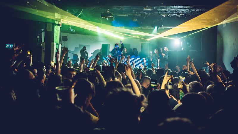 Jungle Massive Free Party • DJ KRUST at Blue Mountain