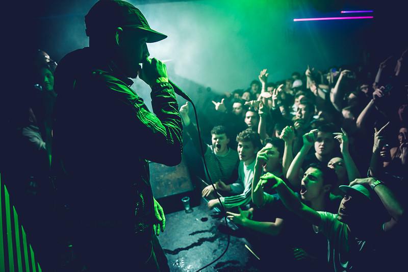 Jungle Massive Free Party • DJ KRUST in Bristol 2020
