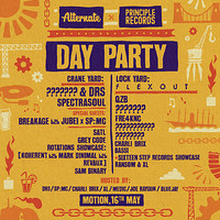 Alternate x Principle Day Party in Bristol