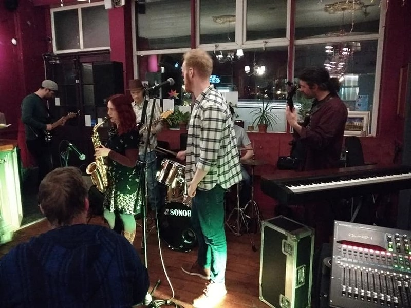 Rising Sun Jam on the Hill: EXTRA JAM!! at The Rising Sun, Windmill Hill