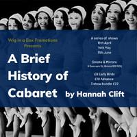 A Brief History of Cabaret  in Bristol