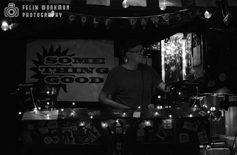 DJ Dad in Bristol 2020