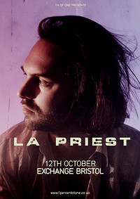 LA Priest in Bristol