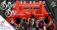 Brizzle Boyz - Drag King Cabaret XIX - Half-o-Ween in Bristol