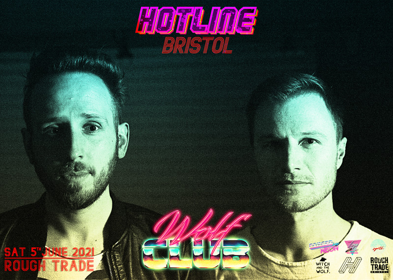 Space Jams/ Steel City: Hotline Bristol in Bristol 2021
