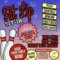 Fat Lip Sit-In! in Bristol