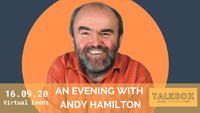 An Exclusive Evening with Andy Hamilton  in Bristol