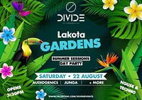DIVIDE / Lakota Gardens: Summer Sessions Day Party in Bristol