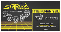Starved & The Human Veil+ Supports in Bristol