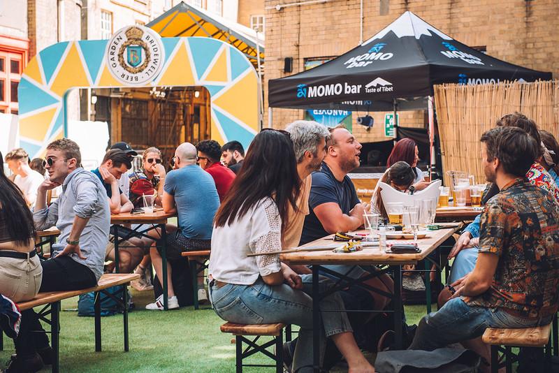Bridewell Beer Garden: Friday 18th September in Bristol 2020