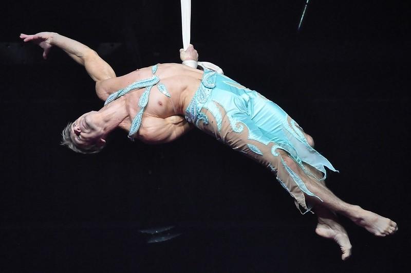 Circus Montini in Bristol 2020