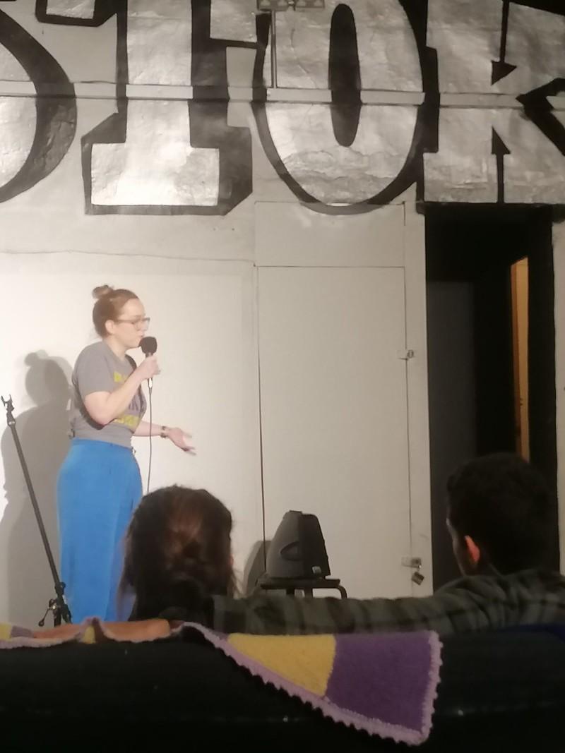 The People's Comedy (PRSC) in Bristol 2020