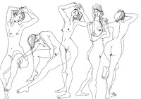 WE ARE FAMILY: Life Drawing (On Zoom) in Bristol