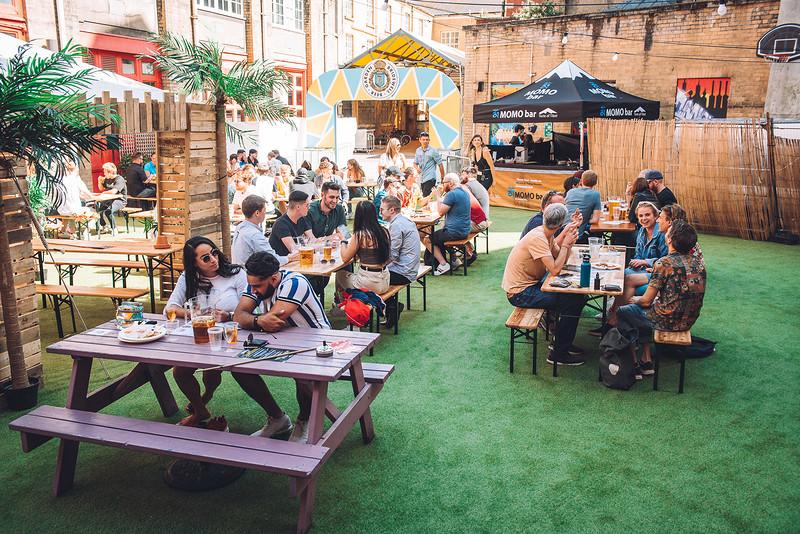 Bridewell Beer Garden: Friday 30th October at Bridewell Beer Garden
