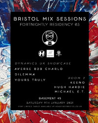 Bristol Mix Sessions: Fortnightly Residency 03 in Bristol