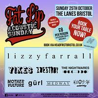 Fat Lip's Acoustic Sunday 3.0 in Bristol