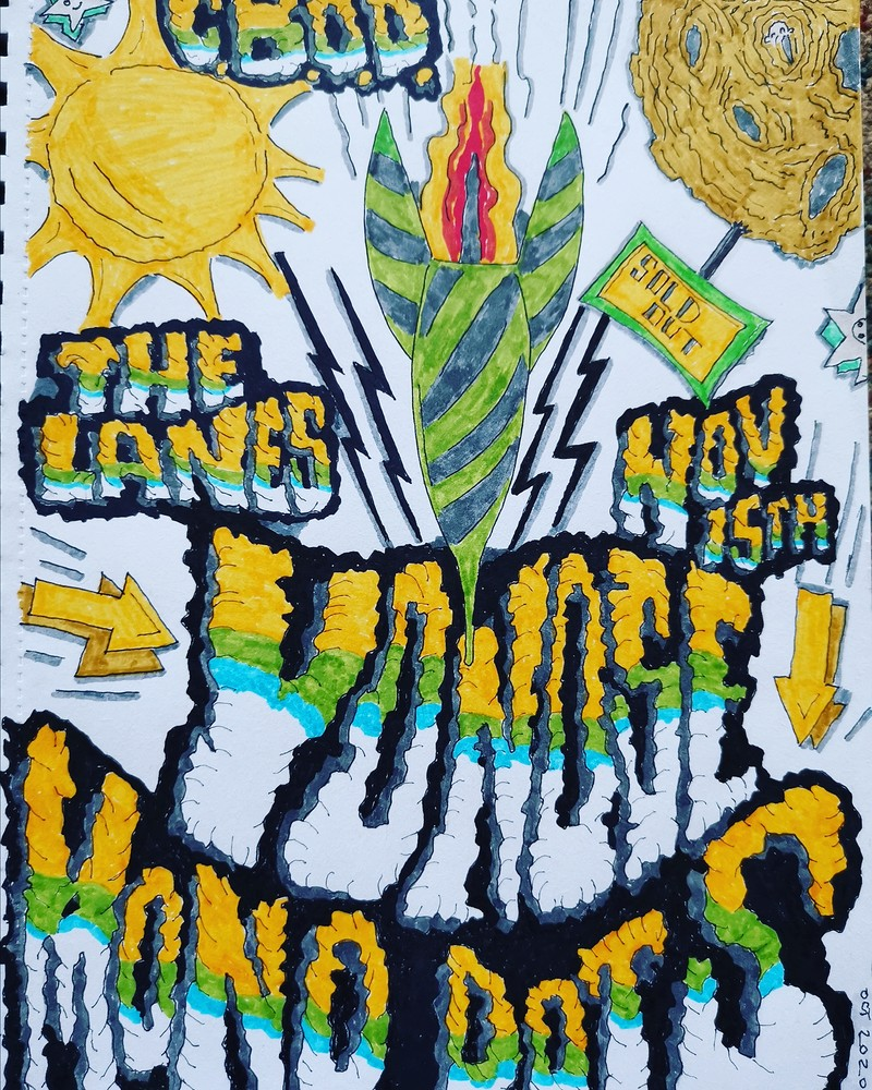 Camemberts Box presents :YO NO SE + MONO DOTS at The Lanes