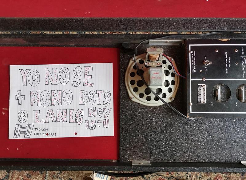 Camemberts Box presents :YO NO SE + MONO DOTS in Bristol 2020