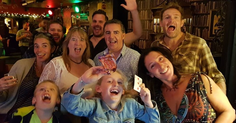 Bar Magic with Marco at The Bristol Fringe