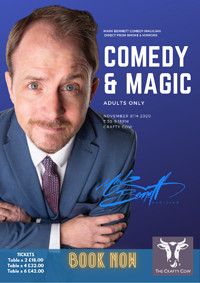 The Stand Up Magician - Comedy & Magic Show  in Bristol