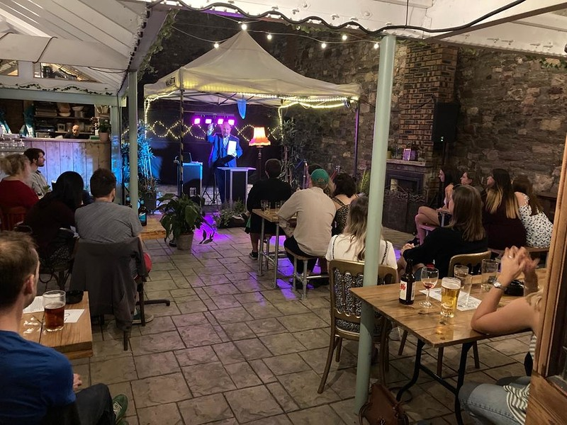 The Stand Up Magician - Comedy & Magic Show  at Crafty Cow, Gloucester Road