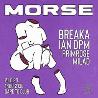 Morse: Breaka & Ian DPM in Bristol