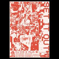 "Haloween w/ DJ Die & Inja ""Trick or Treat Set"" in Bristol"