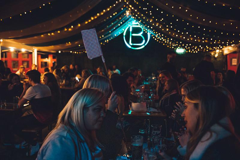 Boogielands ∙ Disco Inferno! at Bridewell Beer Garden