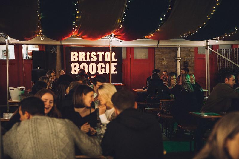 Boogielands ∙ Disco Inferno! in Bristol 2020