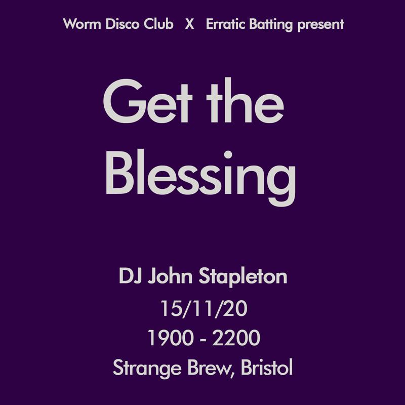 WDC & EB: Get The Blessing + DJ John Stapleton at Strange Brew