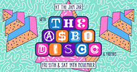 At The Jam Jar with Asbo Disco & Friends in Bristol