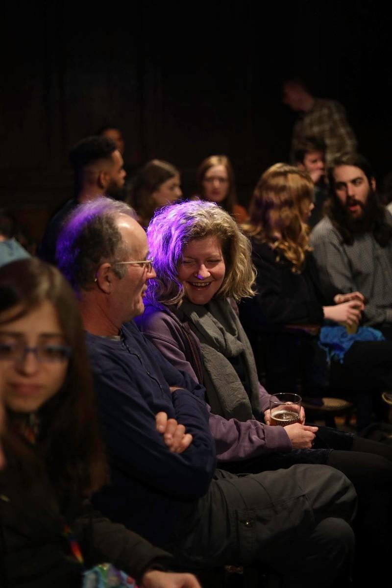 Open Season: Socially Distanced Comedy in Bristol 2020