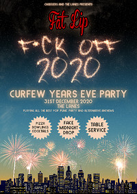 Fat Lip - Curfew Years Eve Party in Bristol