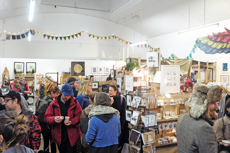 Bristol Bazaar Christmas Makers Pop Up Shop in Bristol 2020