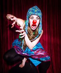 Imaginarium - 8 wks Clown - Fool - Play in Bristol