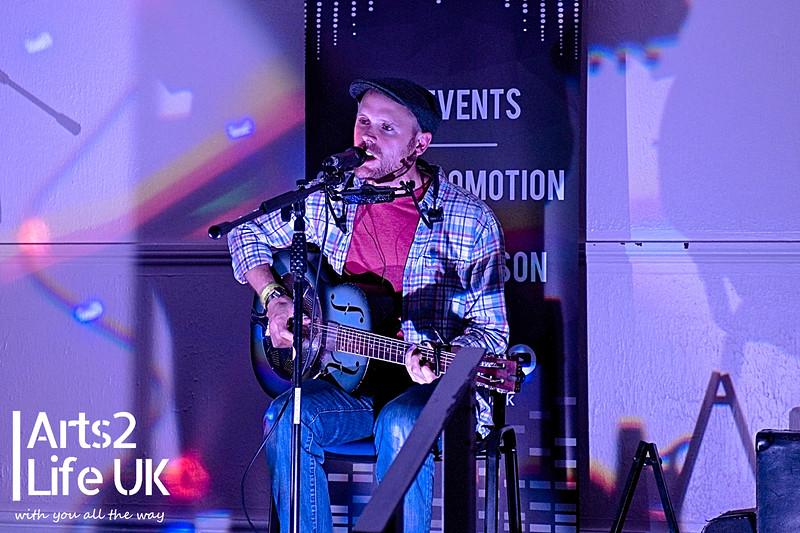 Arts2Life UK Presents: Live & Inside at Arts2Life UK Facebook Page