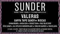 Right In Front Of You Presents: Sunder 2021 in Bristol