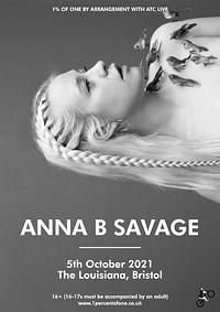Anna B Savage in Bristol
