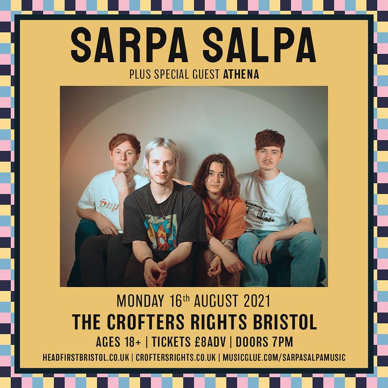 Sarpa Salpa in Bristol 2021