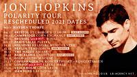 Polarity Tour : Jon Hopkins (live) // 2 x Shows in Bristol