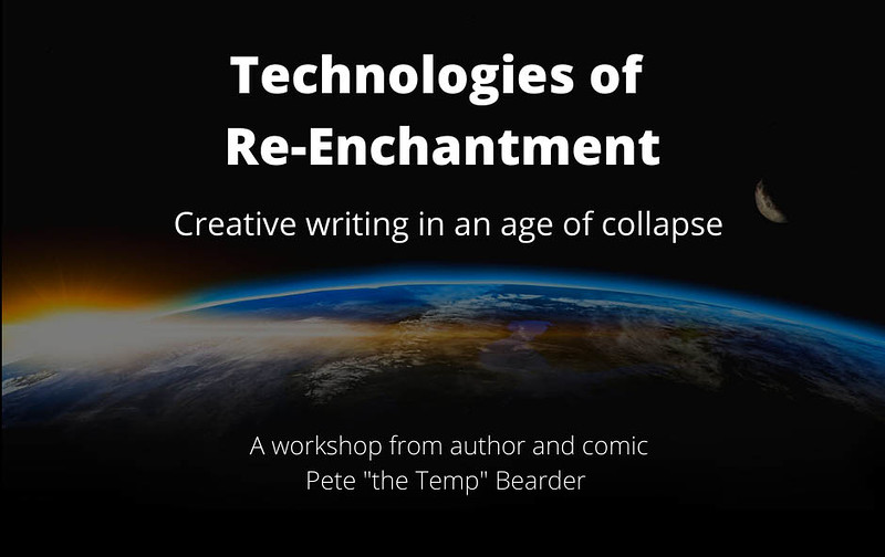 Technologies of Re-Enchantment at PRSC