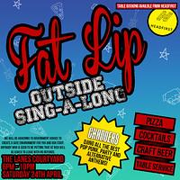 Fat Lip - Outside Sing-A-Long in Bristol
