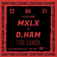 MXLX (DJ) vs D.HAM (DJ) in Bristol