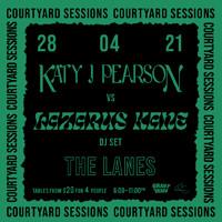 KATY J PEARSON (DJ) vs LAZARUS KANE (DJ) in Bristol