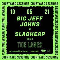 BIG JEFF JOHNS vs SLAGHEAP (DJ Sets) in Bristol