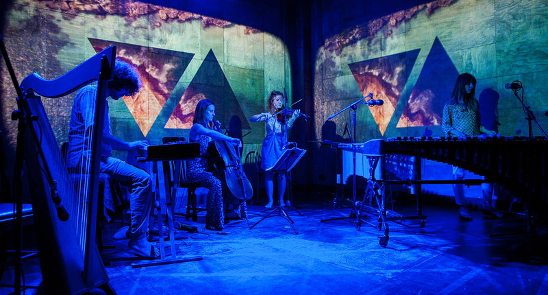 Spindle Ensemble | Inkling album launch in Bristol 2021