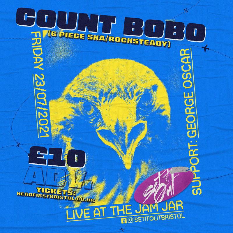 Set It Out: Count Bobo at Jam Jar