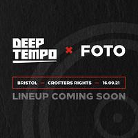 Deep Tempo x Foto in Bristol