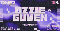 Ozzie Guven - ONE 2 x Beatroom in Bristol