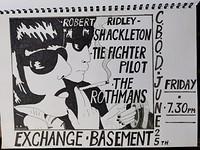 Robert Ridley Shackleton in Bristol